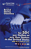 Gas Rebate Card